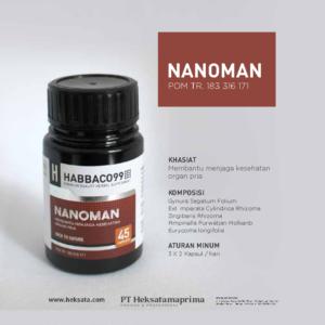 NANOMAN 45 kapsul